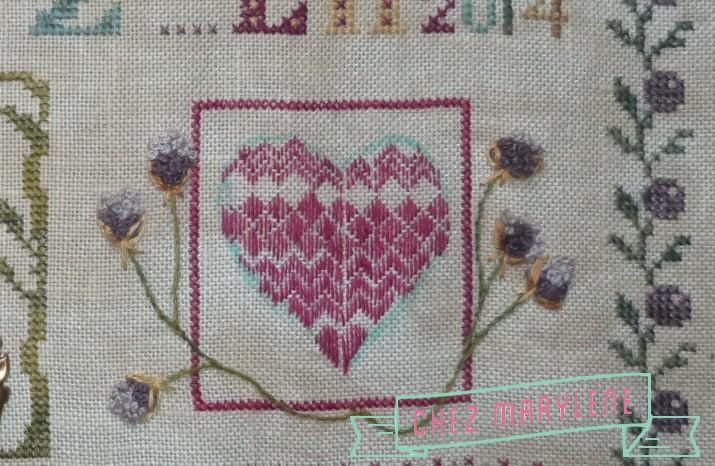 Atelier Patchwork - Sampler Marie Debuyne A. Cassel (2)