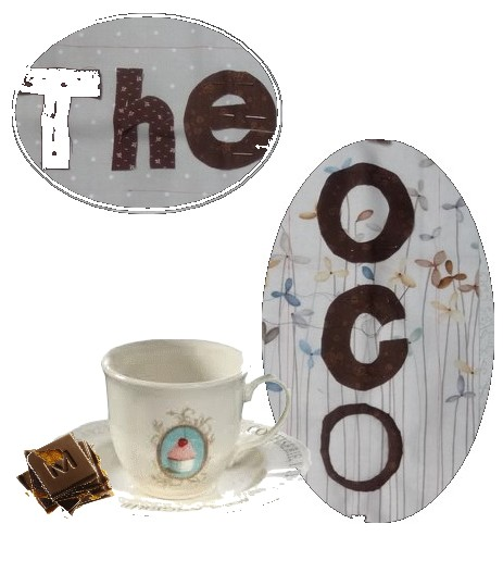 thé et chocolat