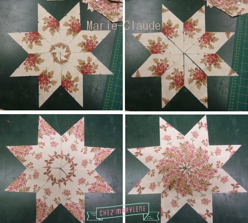 atelier-patchwork-étoile-brodée-marie-claude