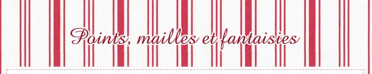 points mailles et fantaisies