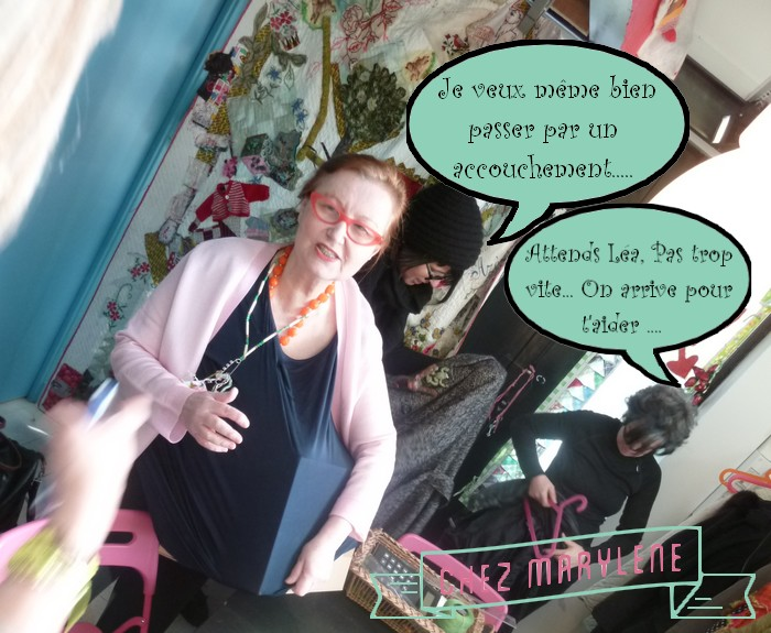 Léa Stansal - personnages 3