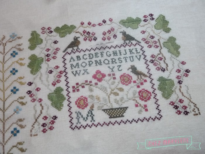 blackbird designs abécéderian sampler (2)