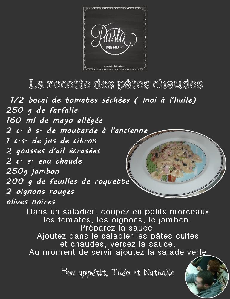 Salade pâtes chaudes3