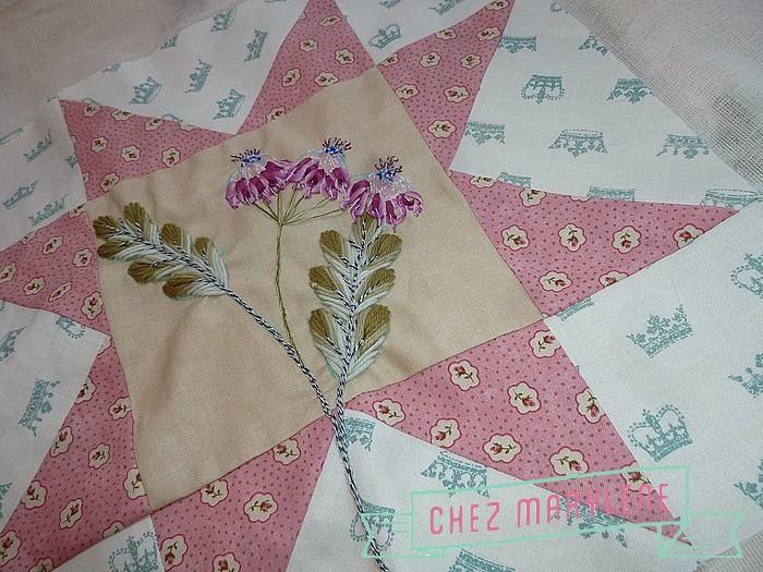 atelier patchwork quilt mystère ruban 2015 (6)