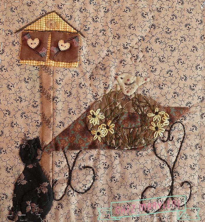 quilt mystère country atelier patchwork (2)