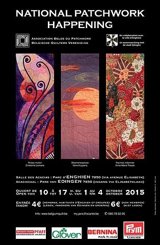 expo nationale belge patchwork enghien 2015