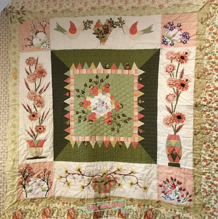 Quilt Mystere-2016-11-3