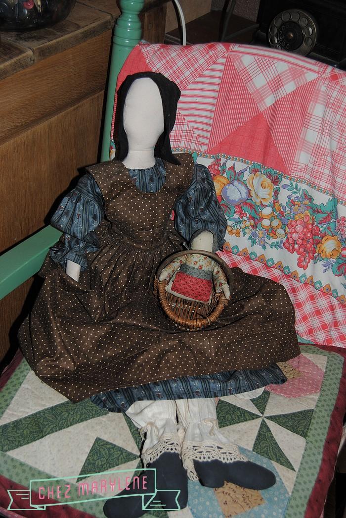 poupée amish (1)