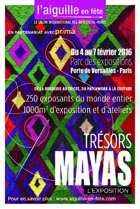 aiguille en fête 2016 - Les mayas - (1)