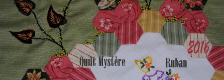 quilt mystère ruban 2016