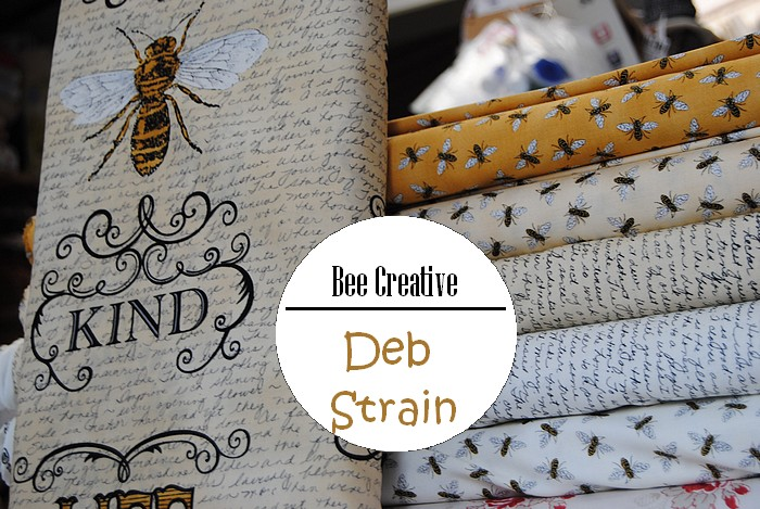 moda fabrics-deb strain-bee creative