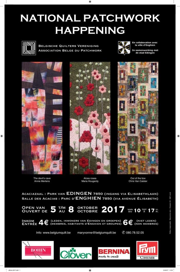 guilde-patchwork-belge-affiche-2017